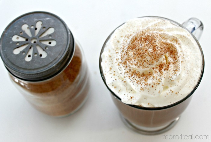 Make a Cinnamon Shaker Using a Mason Jar