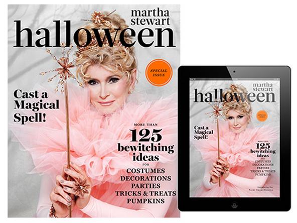 Martha Stewart Halloween