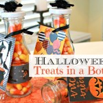 Halloween Treats in a Bottle – Martha Stewart Crafts