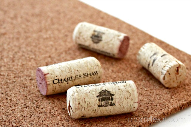 Use Wine Corks to Make Coasters