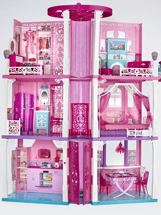 Top christmas gifts for kids 2013 my kind of holiday for Barbie dream house bedroom