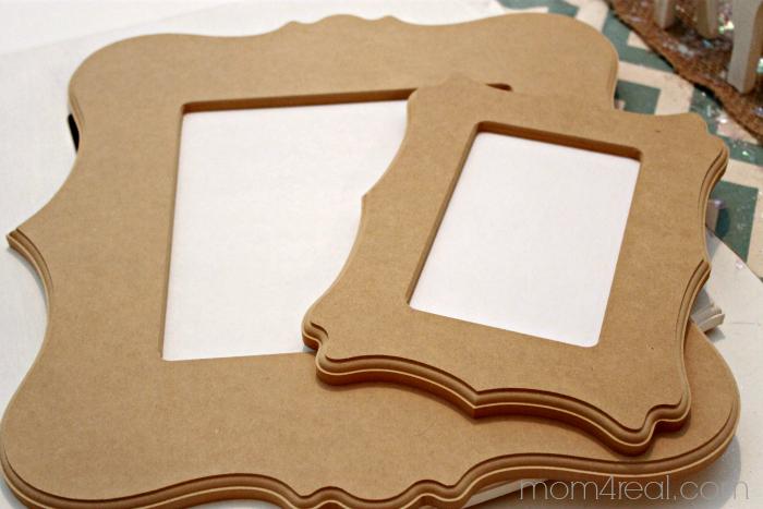 Cut it out frames