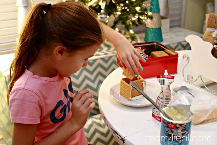 DIY Easy Gingerbread House Kit #shop