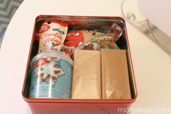 Easy Gingerbread House Kit #shop