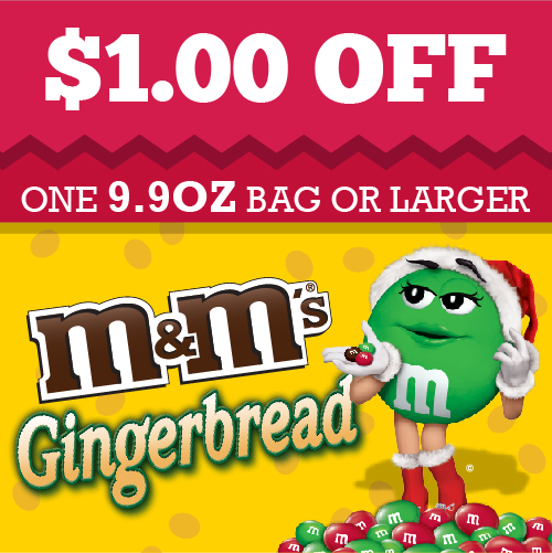 Gingerbread coupon  #shop