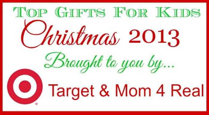 Top Christmas Gift for Kids 2013