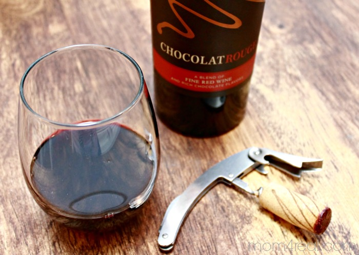 Chocolate Rouge Wine #shop