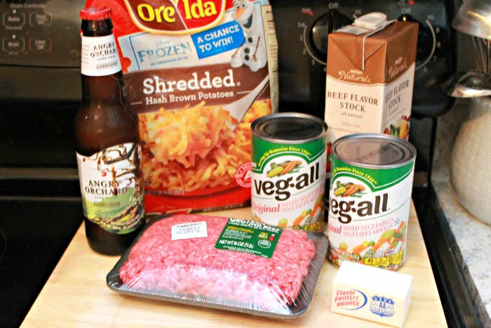 Easy Shepherds Pie Recipe Ingredients #shop
