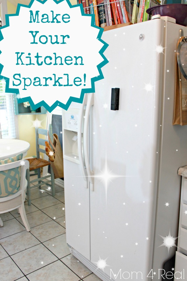Make-Your-Kitchen-Sparkle-Clean-Your-Kitchen