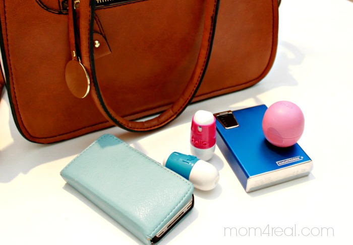Mom 4 Real On The Go Must Haves