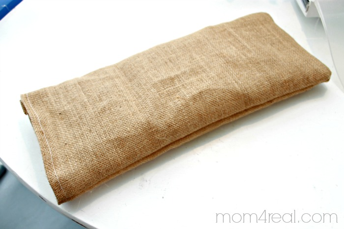 Sew a Burlap Bag #shop