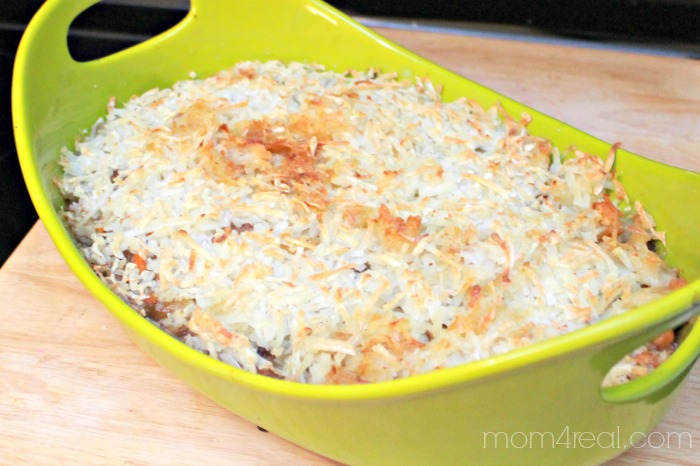 Shepherds Pie Made With Ore Ida Hash Browns #shop