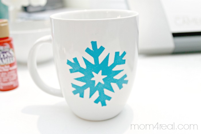 Stenciled Cup or Mug   #shop