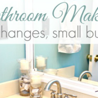 Bathroom Makeover