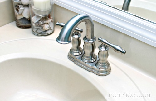 Change our your faucet