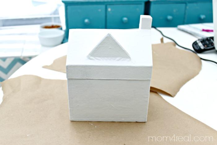Make a fun Valentine Gift Box