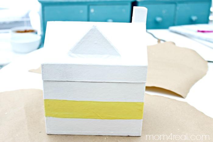 Valentine Gift Box Craft