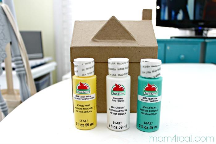 Valentine Gift Box - Supplies