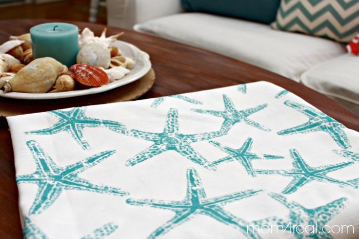 Beautiful Starfish Fabric