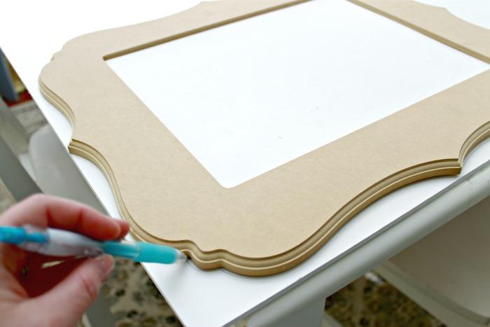 Foam Board Cut Out