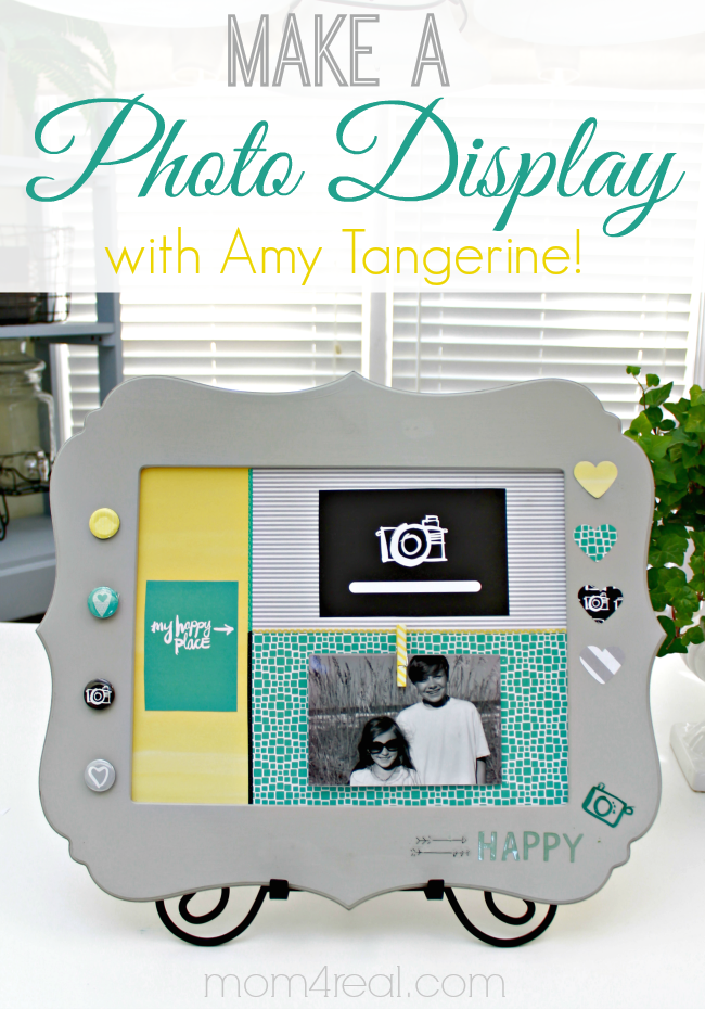 Make A Fun Photo Display