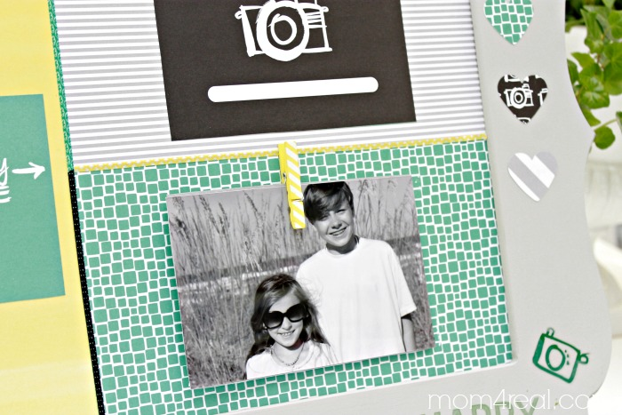 Make A Photo Display with Amy Tangerine