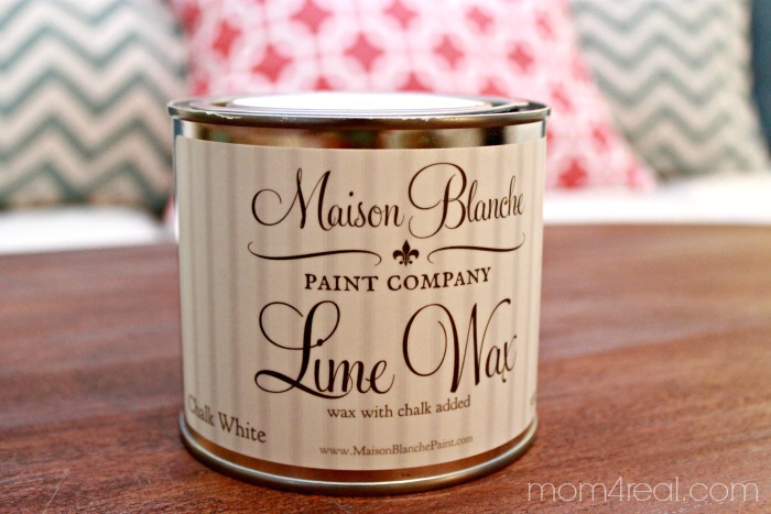 Maison Blanche Lime Chalk Wax