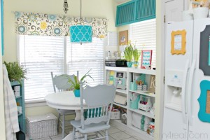 Cottage Craft Room Office Space