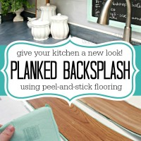 Plank-Backsplash-Using-Peel-and-Stick-Flooring-Mom-4-Real-for-Remodelaholic.com_