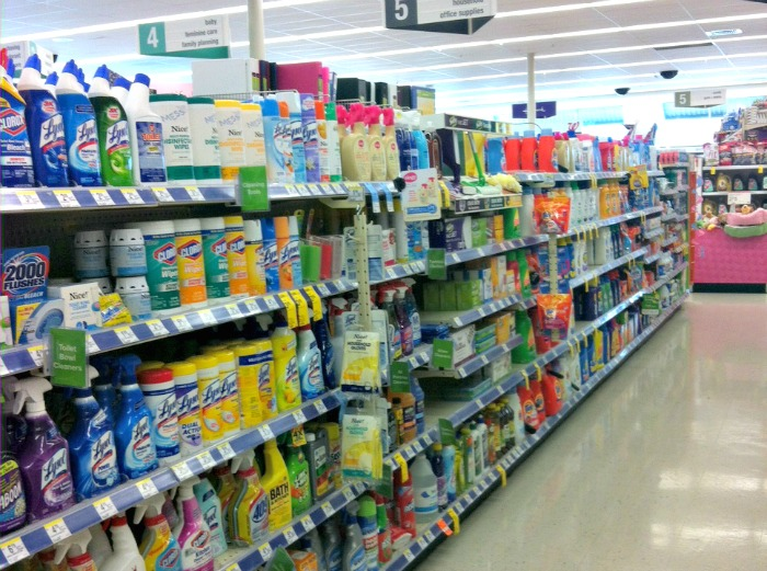 Walgreens Ology Cleaning Supplies