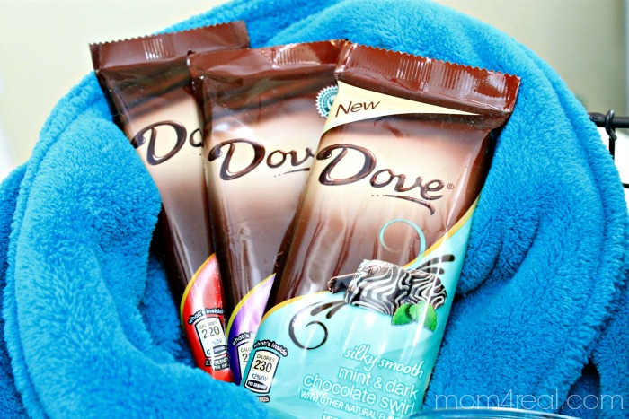 Dove Dark Chocolate Bars