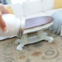 Make Your Own Deodorizing Carpet Powder