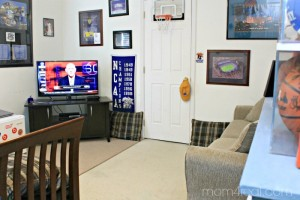 Cam's Teen Boys Bedroom / Hangout Room Makeover