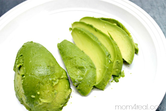 The easiest way to slice or cut an avocado