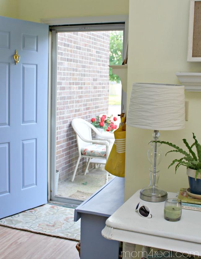 Blue-Painted-Door