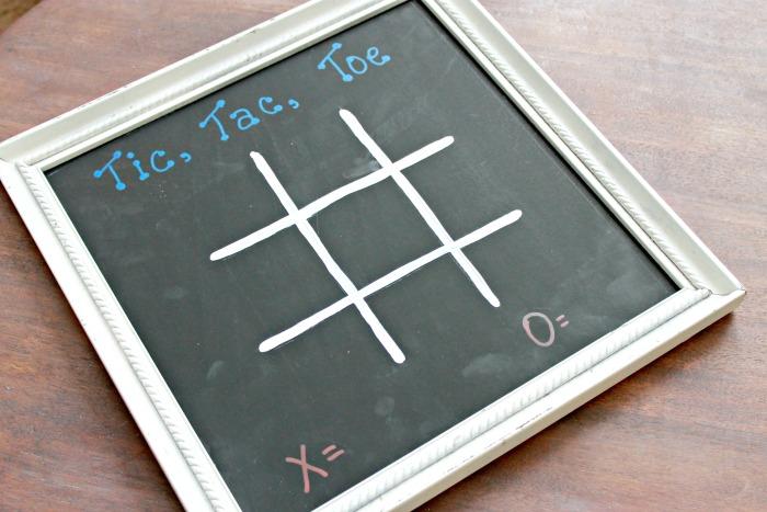 Chalkboard-Game-Board