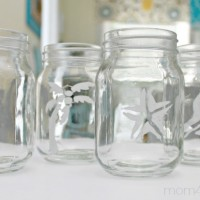 Stenciled-mason-jars-for-sweet-tea