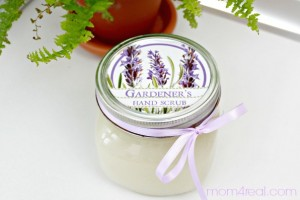 Homemade-Gardeners-Hand-Scrub-with-Lavender