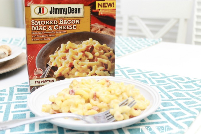 Jimmy-Dean-Macaroni-and-Cheese