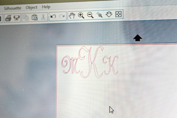 Make-a-cuttable-monogram-using-a-silhouette-machine