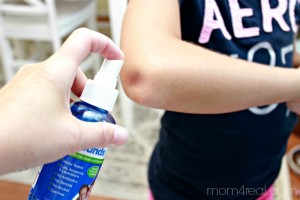 The Best Way to Keep Your Kiddos Wounds Clean This Summer!