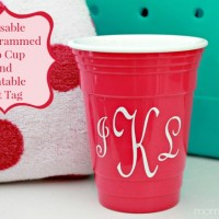 Monogrammed Solo Cup & 100 More Inexpensive Gift Ideas