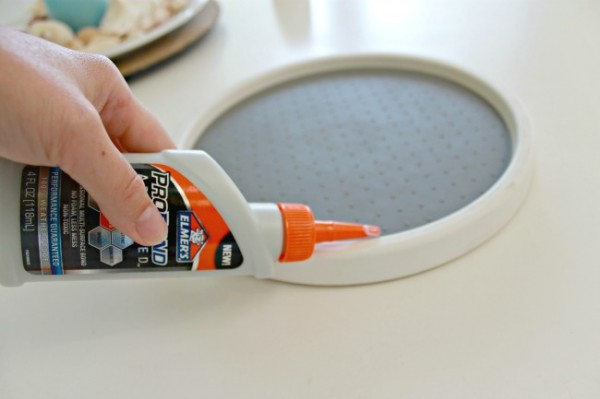 Make Your Own Lazy Susan For Your Table Mom 4 Real