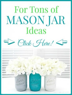 Tons of Mason Jar Ideas