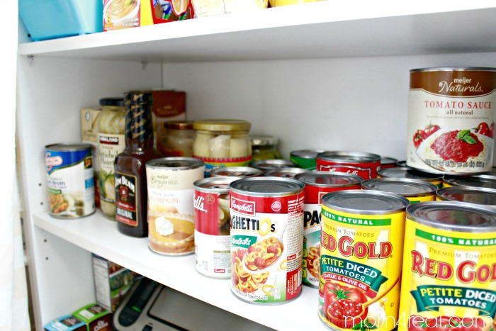 Canned Goods and Food Storage