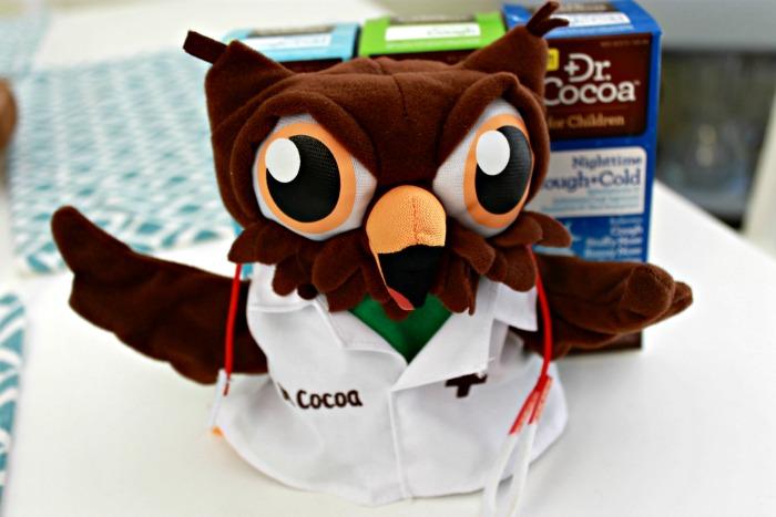 Dr. Cocoa Owl
