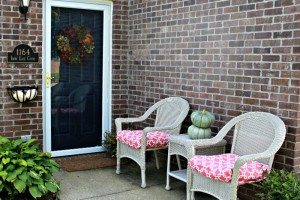 Take Your Front Door From Drab to Fab with Paint!