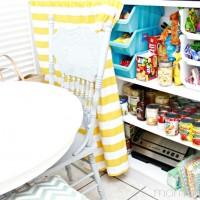 No Pantry, No Problem ~ Food Storage Ideas