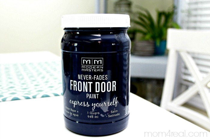 what i m going to use modern masters never fades front door paint. Black Bedroom Furniture Sets. Home Design Ideas