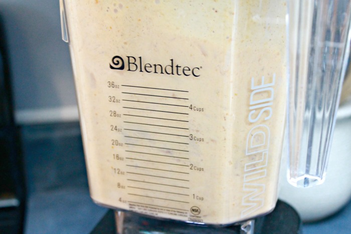 Pumpkin Pie Smoothie with Almond Milk